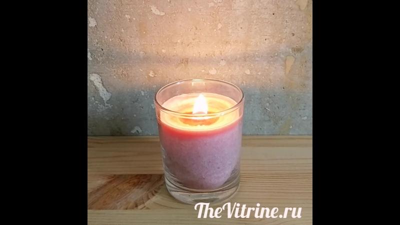 Свечи с деревянным фитилем. Производство и продажа.