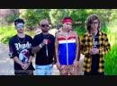 Yendii, Abraham Mateo, Jon Z, The La Ghetto En El Rodaje Del Videoclip De Bom Bom