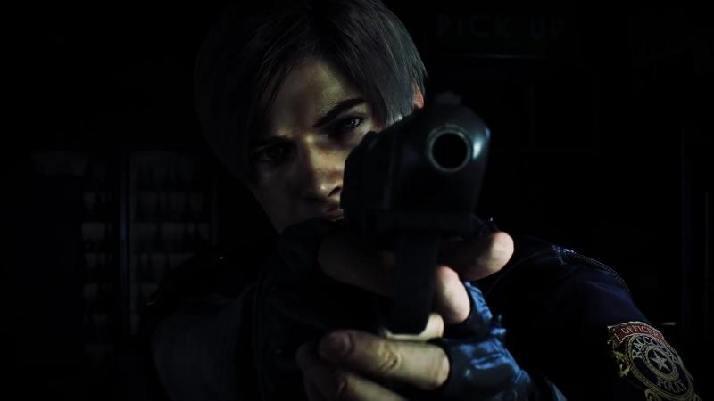 Resident Evil 2 Remake – Трейлер
