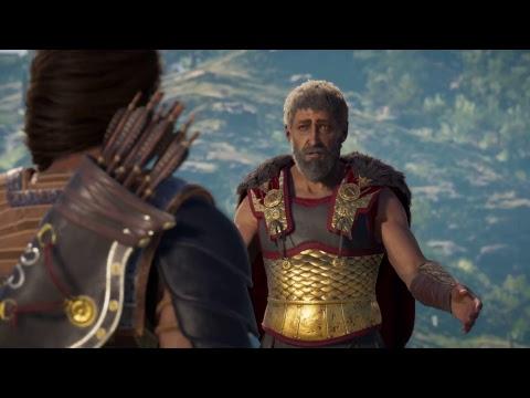 Assassin's Creed Одиссея Древнегреческий эпос Дочь и отец 4