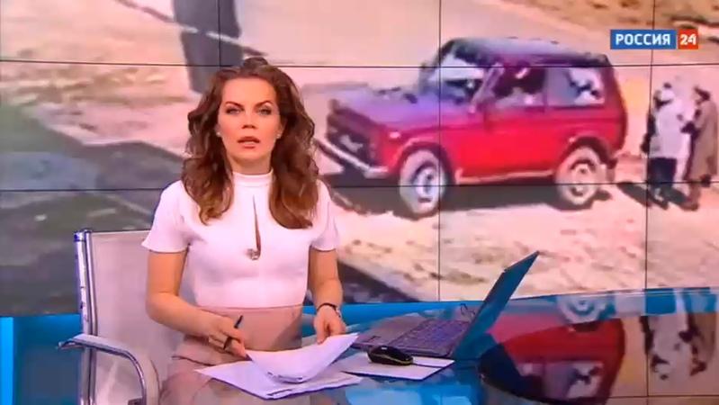 Новости на Россия 24 • Водитель несколько раз переехал двух пенсионерок