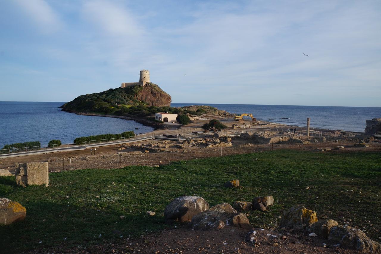 Нора - самый древний город Сардинии