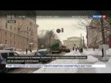 Снегопады в Кирове оставили дома тысячи школьников