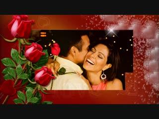 ♫ ♥14 февраля день влюбленных! #Музыкальная #видео открытка на 14 февраля! ♫ ♥