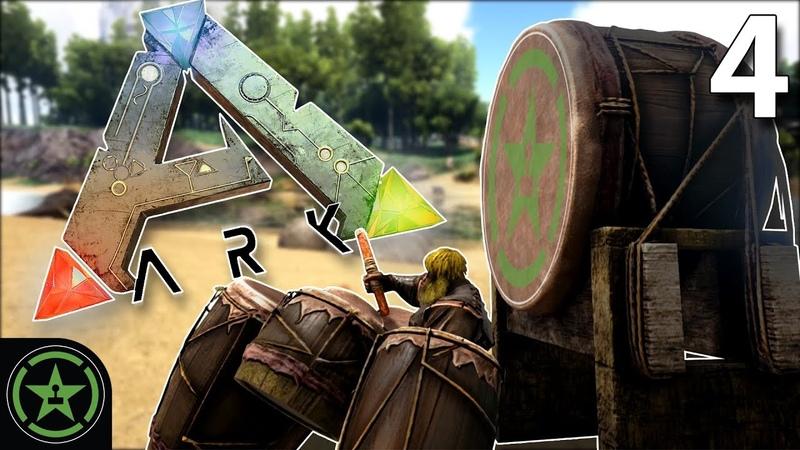 Jurassic Drum Solo - Ark: Survival Evolved (4) | Let's Play