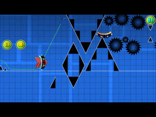 Gates Of Hell (Layout) Geometry dash 2.11