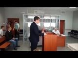 Показания дают подсудимые Александр Телепнев и Сергей Ванкевич.