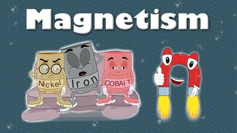 Magnetism for Kids | aumsum kids education science learn
