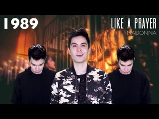 EVERY #1 SONG on my BIRTHDAY since I was born!! (EPIC B-DAY MASHUP) ¦ Sam Tsui