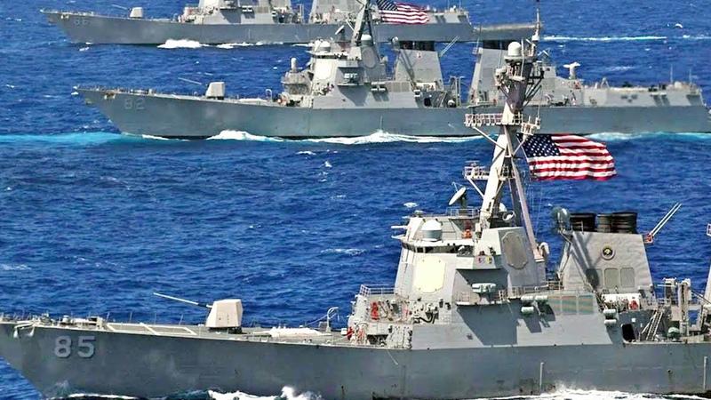 Війська НАТО заходять в Азовське море рішення вже прийнято