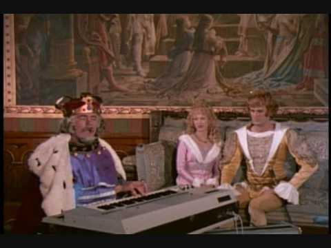 Monty Python Song - Jahr Tee Buckety Ram Dim Doo