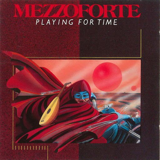 Mezzoforte альбом Playing for Time