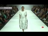 EDDA GIMNES Spring Summer 2017 SAFW - Fashion Channel