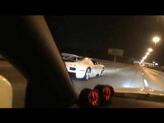 Nisan GT-R . Bugatti Veyron. (480p).mp4