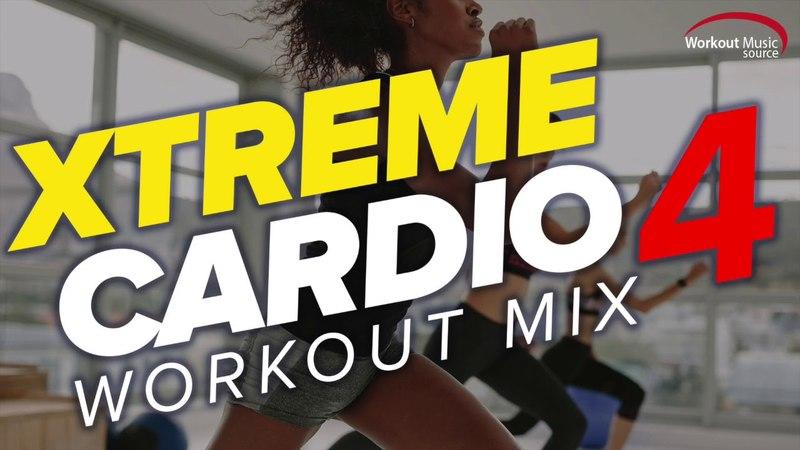 32 Counts Xtreme Cardio Workout Mix 4