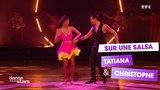 DALS S08 - Tatiana Silva et Christophe Licata dansent une Salsa sur Magic System