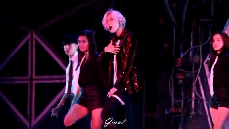 140815 SMTOWN in Seoul - ACE taemin 유일한 나만의 에이스♥