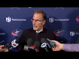 "John tortorella says panarin is out because ""he s his pants,"" not for a trade"