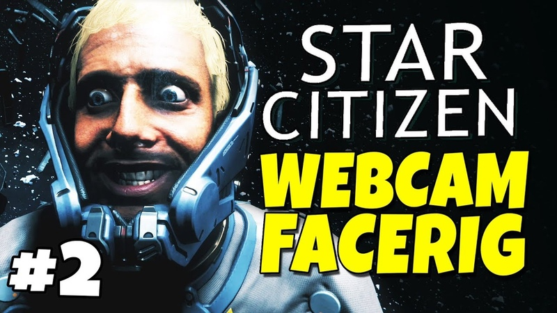 Star Citizen - FOIP Face Tracking 2 - Space Delivery