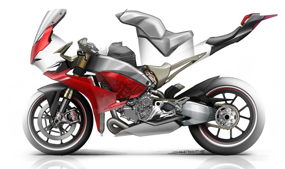 Спортбайки Ducati Panigale V4 2018 отзывают из-за риска утечки топлива