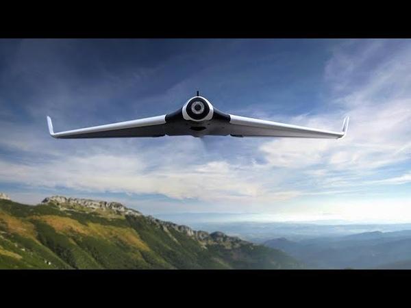 Parrot Disco Drone flight- Incredible flight Parrot Disco in Gran Canarias / By Canarias Stock