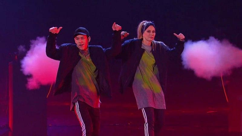 Танцы: Светлана Яремчук и Даян (Грибы - Копы) (сезон 3, серия 16)