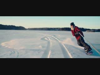 The spirit of flatness - full snowboarding movie