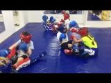 Детская группа по кикбоксингу 18:00-19:30