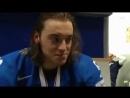 Juha-Matti Aaltonen biitti haastattelu | IIHF MM 2011 CHAMPION FINLAND