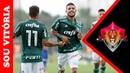Conheça o lateral-direito do Palmeiras que está próximo de acerto com o Vitória