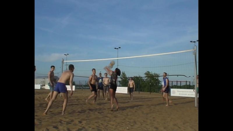 Волейбол пляжный рай 05 2018