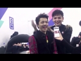 qian zhenghao react to his baby video
