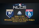Постсизон 2018 Чемпионский раунд НЛ Лос Анджелес Доджерс Милуоки Брюэрс 5 я игра серии