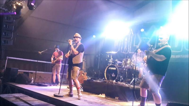 VOLXROCK Live III ~ Osterball Party Vol.VII, Euro Camp Kössen 21.4.19 ® by HKH © www.LosRein.de