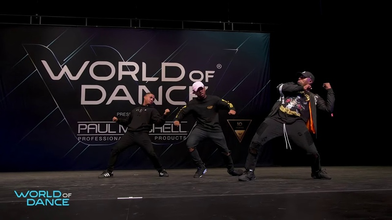 Kida The Great FrontRow World of Dance Bay Area 2018 WODBAY18