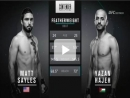 Matt Sayles vs Yazan Hajeh Full Fight DWTNCS Season 2 Week 2