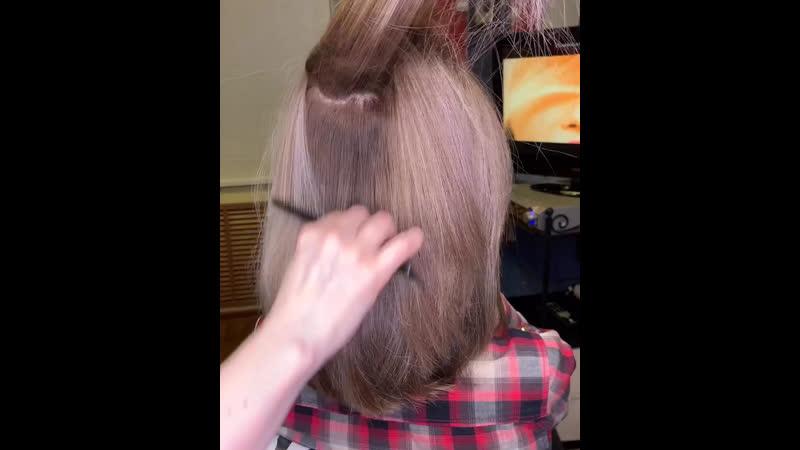 Грамотный подход к окрашиванию волос