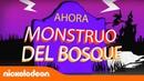 Las Tortugas Ninja Monstruo del Bosque TMNT Nickelodeon en Español