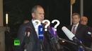 НАШИ ХОЗЯЕВА Министр иностранных дел Лавров проболтался
