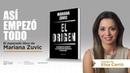 Libro El origen de Mariana Zuvic