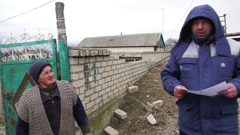 Репортаж о проведённом рейде по отключению неплательщиков в КЧР
