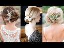 10 Best Hairstyles for Weddings and Prom Night ❀ Wedding Updo Step by Step