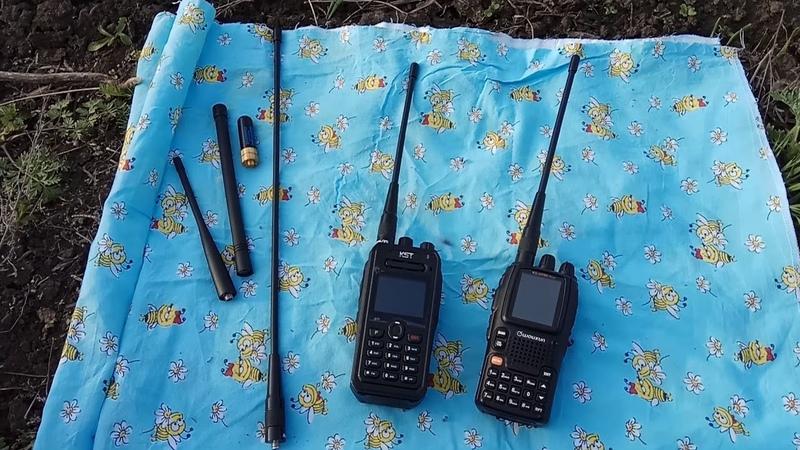 KST UV-F1000 vs WOUXUN KG-UV9D Plus