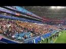 Волна на стадионе Самара Арена