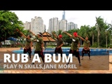 RUB A BUM by Play N Skillz,Jenn Morel Zumba TML Crew Vietnam