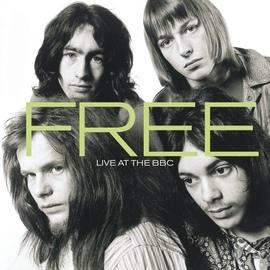 Free альбом Free - Live At The BBC