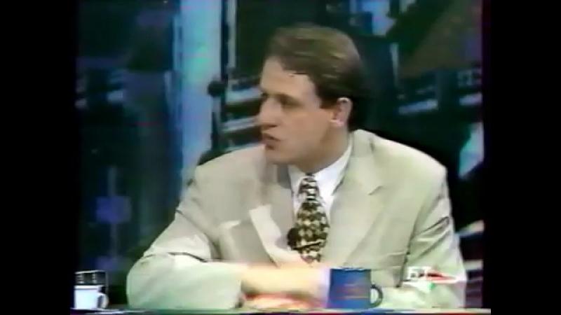 Передача Карамболь в гостях Ю Клинских 1997