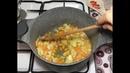 Завтрак • Салат на зиму из баклажанов и кабачков