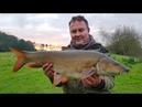 Big Fish River barbel carp chub and bream fishing bait review