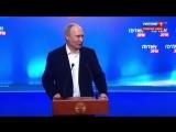 Путин ответил на вопрос о планах избираться в 2030 году